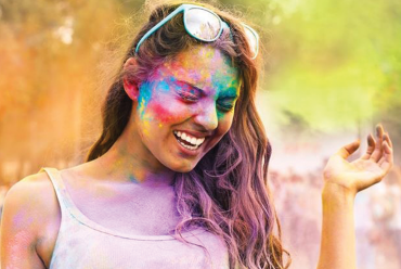 Expert tips for skin and hair care this Holi